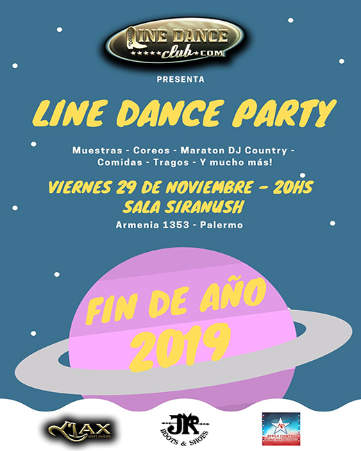 LINE DANCE NIGHT en SIRANUSH